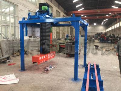 hui砂砖自动摞砖机械shou